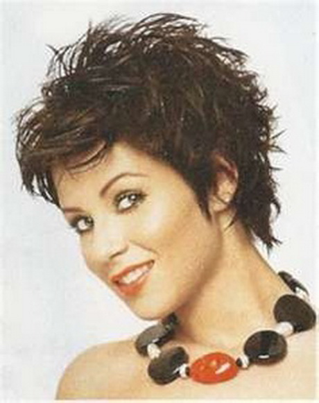 Latest Short Hairstyles for older women