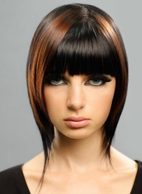 semi hairstyles : Semi short hairstyles for women