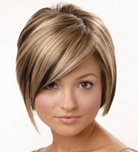 Semi short hairstyles