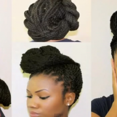 senegalese twist updo hairstyles : senegalese twist updo hairstyles Quotes