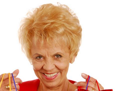 older woman chic short - photo #31