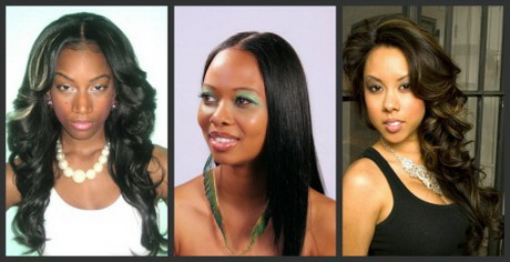 African American Sew in Hairstyles for Women