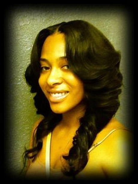 Sew in hairstyles long hair. able to create long hairstyles without