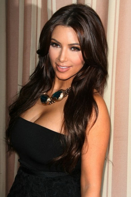 Kim Kardashian Sexy Hairstyles : Haircuts Hairstyles 2014 and Hair ...