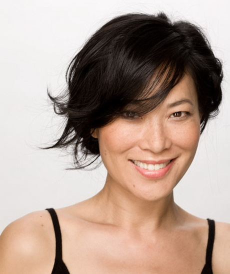 short sexy hairstyles : Sexy Short Hairstyles. By Maura Fritz. Start. Smiling model with short ...