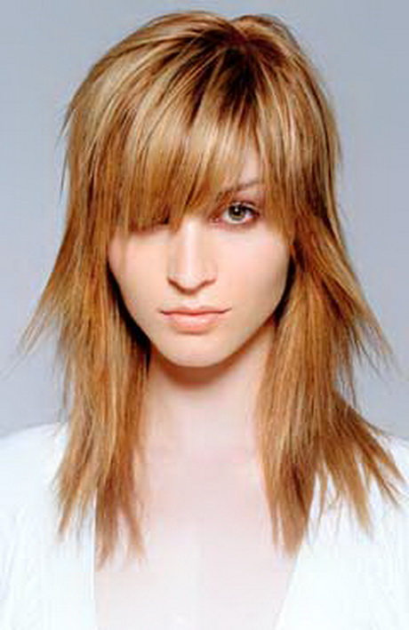 Layered Shag Hairstyles for Long Hair