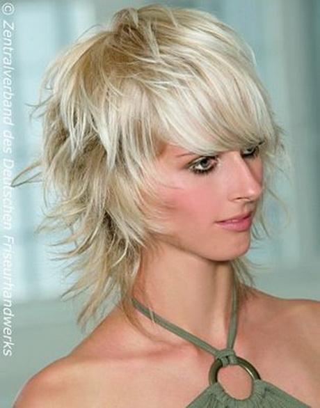 Shaggy layered haircuts