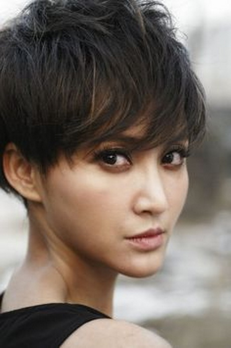 Most Popular Teenage Girls Hairstyles. Shaggy #pixie cuts are a ...