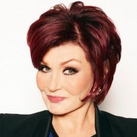 2016 celebrity short hair pics short hairstyles amp haircuts 2017 - Sharon Osbourne Hairstyles Sharon Osbourne Hairstyles