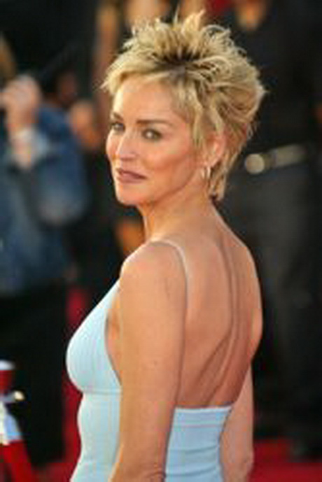 Permed Short Perm Hairstyles together with Super Short Hairstyles ...
