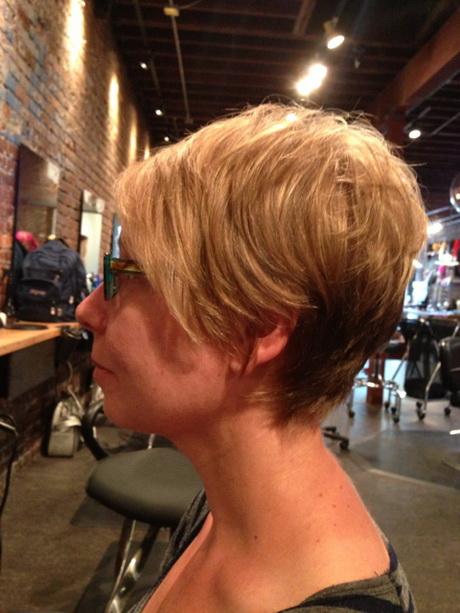 Short A Line Haircuts
