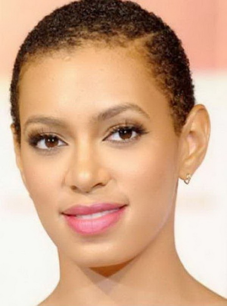 Short Afro Hairstyles For Women