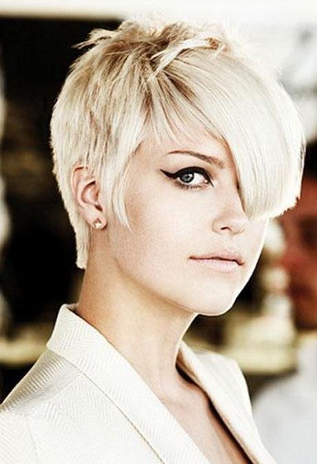 Short Asymmetrical Haircuts For Women