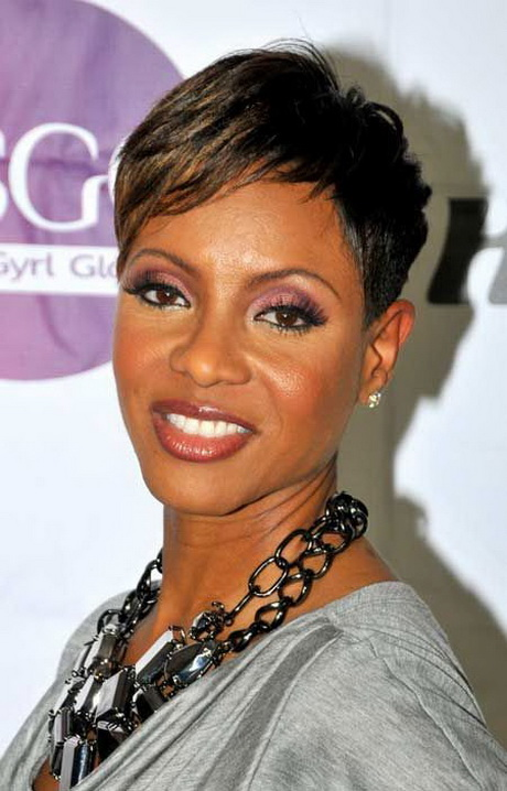 Short haircuts for black women short hairstyles 2014 most