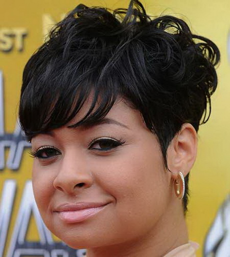 short black haircuts for women 2014