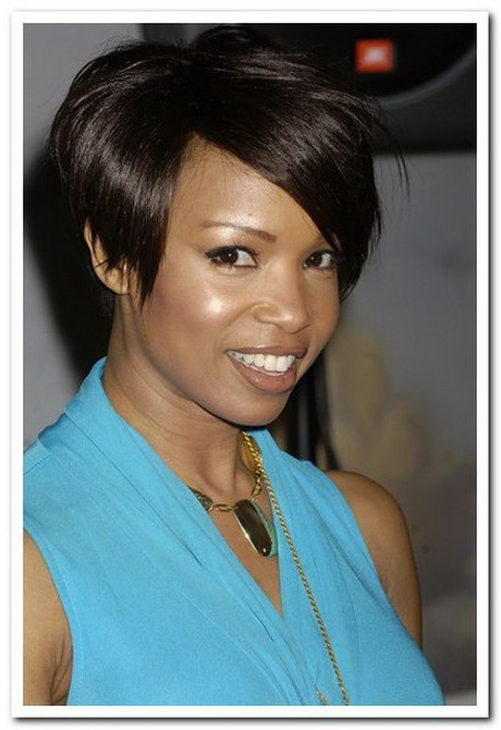Short Black Hairstyles For Women Over 50