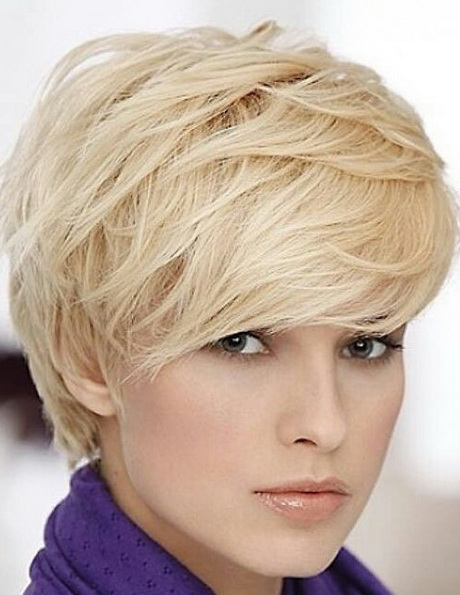 Short blonde hairstyles 2015