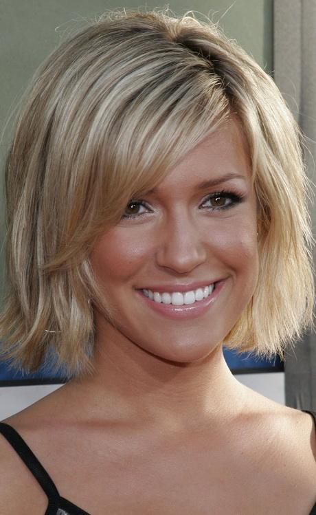 Short blonde hairstyles 2015