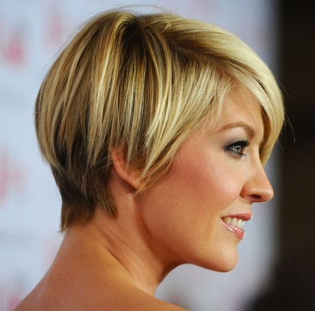 ... Hairstyle Daily Hairstyle: Jenna Elfman Short Haircut Chic Short