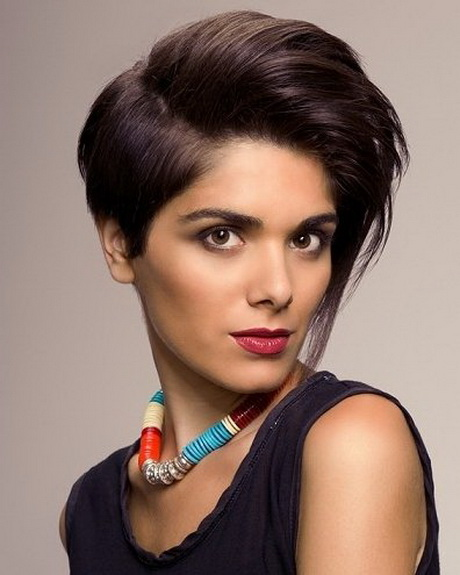 chic short hairstyles hairstyles 2012
