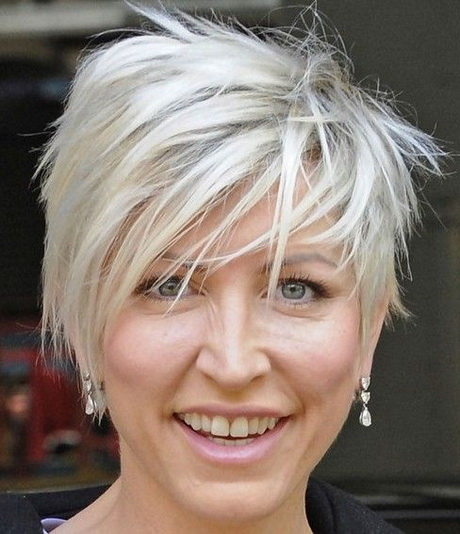 short hairstyles for thin hair over 50 : Short choppy hairstyles for fine hair