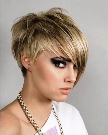 CHOPPY HAIRSTYLES FOR SHORT HAIR ?