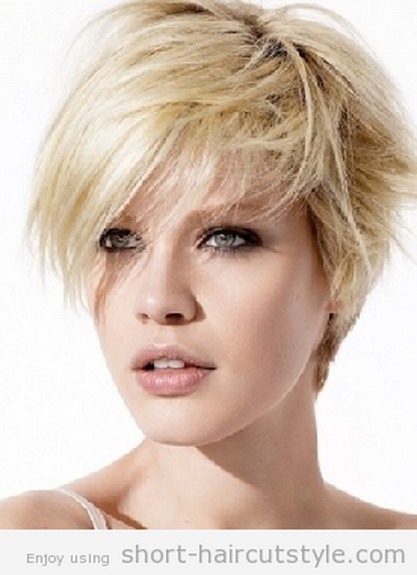 short choppy hairstyles pictures 2014