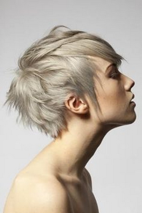 Short Choppy Pixie Haircuts