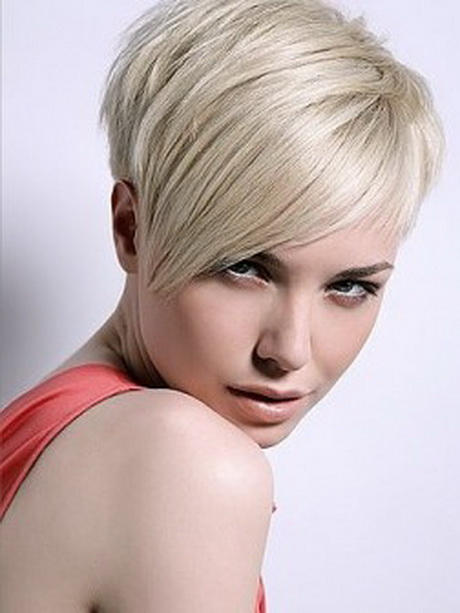 short cropped hairstyle 252×336 New Short Hairstyles …