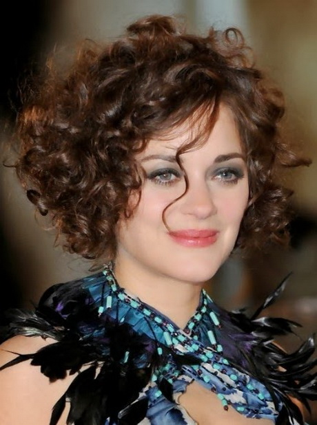 Wonderful Short Curly Hairstyles  The Best Short Hairstyles For Women 2015