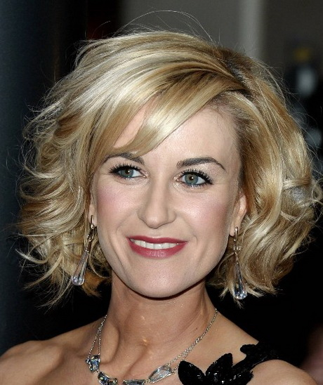 Short Curly Hairstyles for Women Over 40: Short Curly Hairstyles