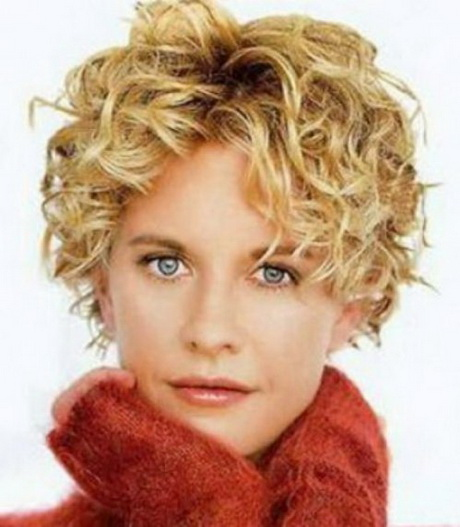 Hairstyles For Short Curly Hair Over 40 : Short curly hairstyles for women over