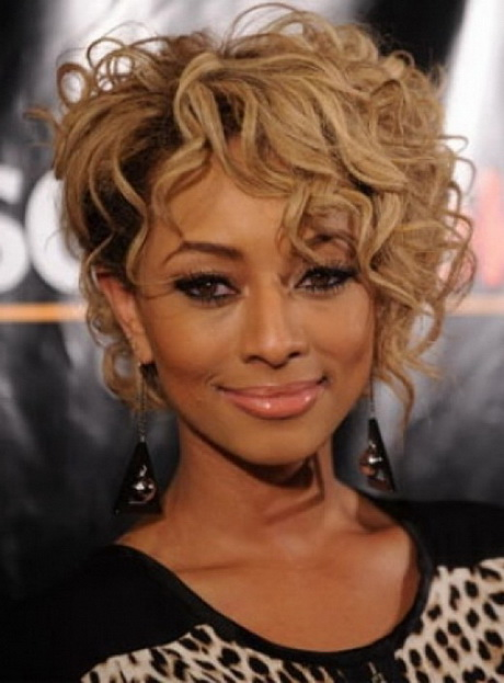 Homecoming Hairstyles For Short Curly Hair : Short curly prom hairstyles