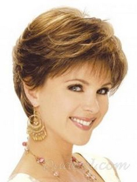 Feathered Haircuts For Women Over 50
