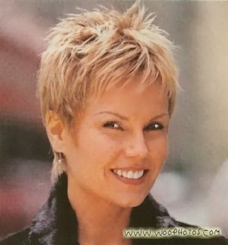 of layered hairstyles short cropped hairstyles for women photos short ...