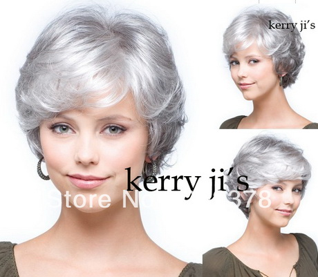2013 New Cool Amazing Short Hairstyle Hair Wig for women / lady 10pcs ...