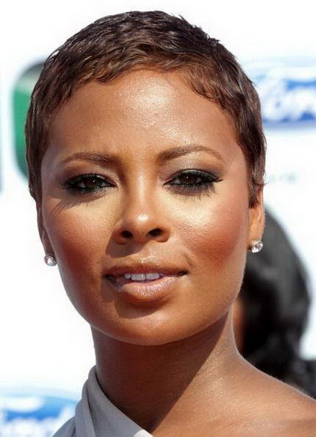 Short Hair Styles For Black People
