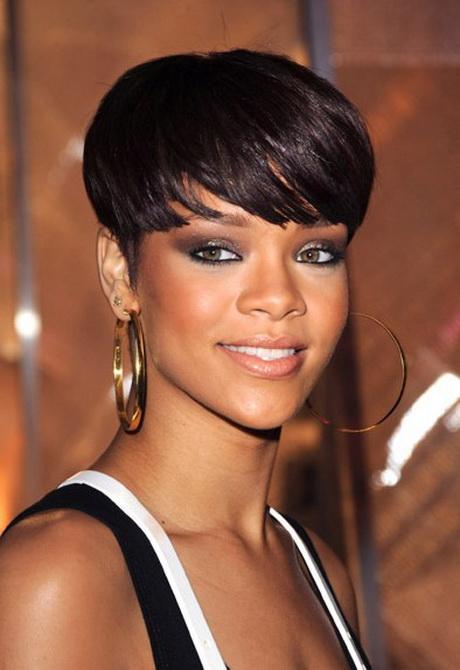 Short hair styles for black women over 40 - photo #19
