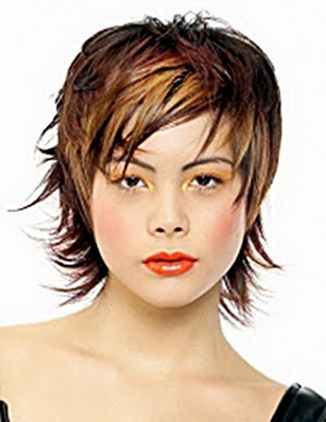Short hair styles for fat women