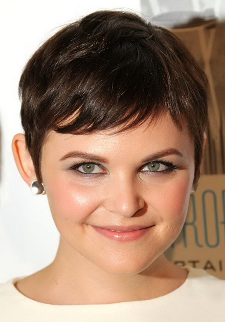 Short Hair Styles For Fat Women