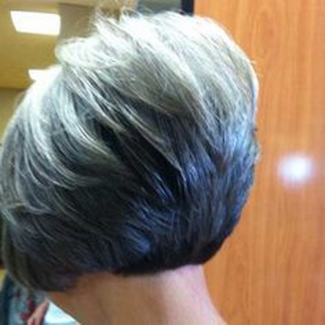 Popular Gray Hair Grey Hair Casual Shorts Short Hair Styles Short Hairstyles
