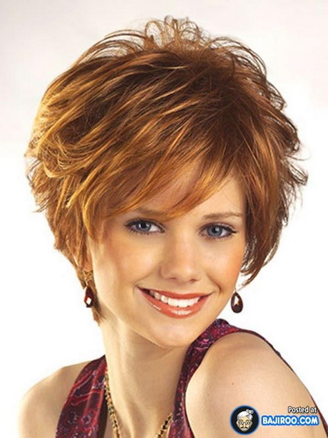 Short Hairstyles For Thin Fine Hair And Round Faces