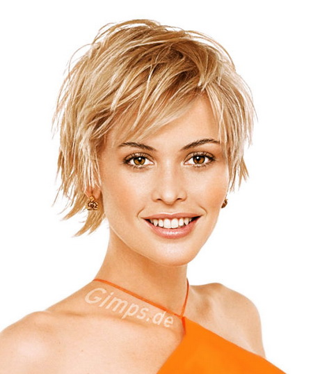 Short Hair Styles For Seniors