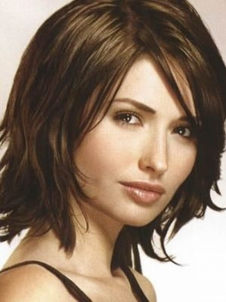 Short Hair Styles For Thick Wavy Hair