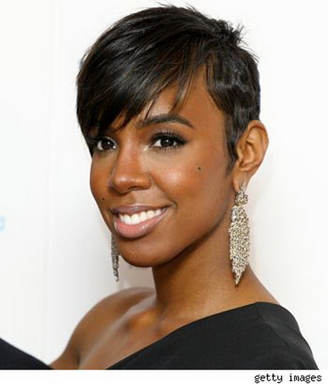 ... Women Tossing Out Weave Wigs Sporting Short Hair Styles Trend 2011