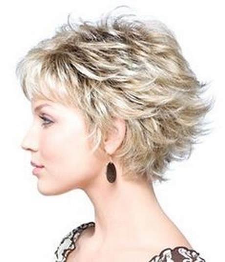 ... Over 50 gray hair short haircuts layered haircuts short hair styles
