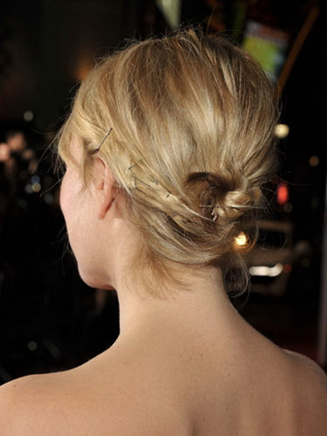 shorthairupdos.updo for fine hair
