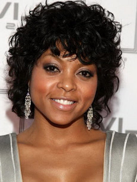 short curly hairstyles for black women over 50 Pictures