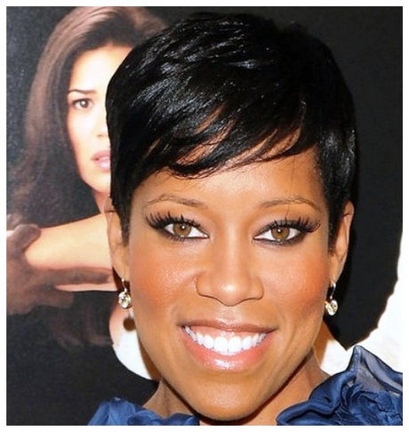 african american updo hairstyles 2017 : Short Hairstyles For Black Women With Round Faces 2013. Download Short ...