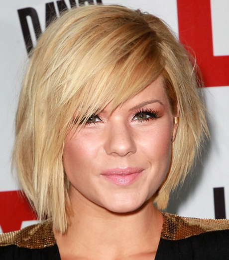 New Haircuts And Hairstyles Cute Hairstyles For Round Faces Women